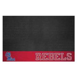 University of Mississippi (Ole Miss)  Grill Mat