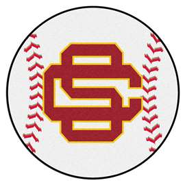 University of Southern California  Baseball Mat Rug Carpet Mats