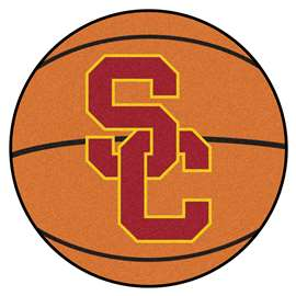University of Southern California  Basketball Mat Rug Carpet Mats