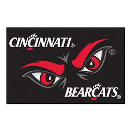 University of Cincinnati  Starter Mat Mat, Rug , Carpet