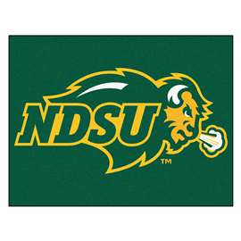 North Dakota State University   All Star Mat Rug Carpet Mats