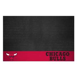 NBA - Chicago Bulls  Grill Mat