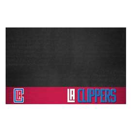 NBA - Los Angeles Clippers Grill Mat Tailgate Accessory
