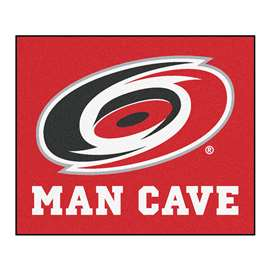 "NHL - Carolina Hurricanes Mat, Rug Carpet 59.5""x71"""