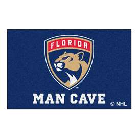 "NHL - Florida Panthers Mat, Rug Carpet 19""x30"""