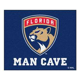 "NHL - Florida Panthers Mat, Rug Carpet 59.5""x71"""