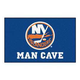 "NHL - New York Islanders Mat, Rug Carpet 59.5""x94.5"""