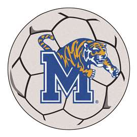 University of Memphis  Soccer Ball Mat, Rug , Carpet