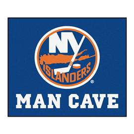 "NHL - New York Islanders Mat, Rug Carpet 59.5""x71"""