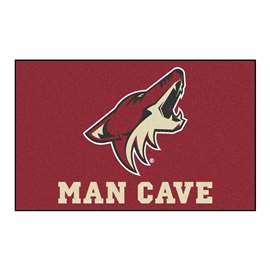 "NHL - Arizona Coyotes Mat, Rug Carpet 59.5""x94.5"""