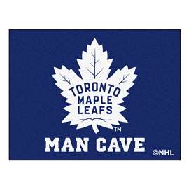 "NHL - Toronto Maple Leafs Mat, Rug Carpet 33.75""x42.5"""