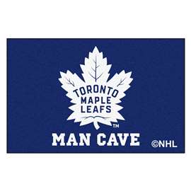"NHL - Toronto Maple Leafs Mat, Rug Carpet 19""x30"""