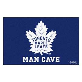 "NHL - Toronto Maple Leafs Mat, Rug Carpet 59.5""x94.5"""