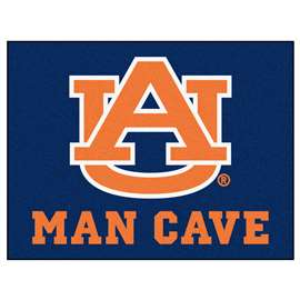 Auburn University  Man Cave All-Star Mat, Rug Carpet