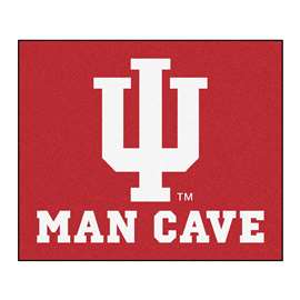 Indiana University  Man Cave Tailgater Mat, Rug Carpet