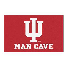Indiana University  Man Cave UltiMat Mat, Rug Carpet