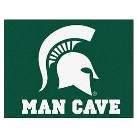 Michigan State University  Man Cave All-Star Mat, Rug Carpet