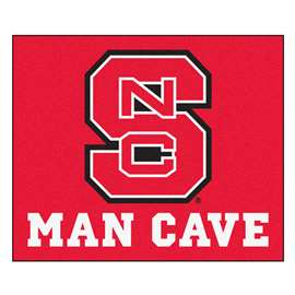 North Carolina State University  Man Cave Tailgater Mat, Rug Carpet