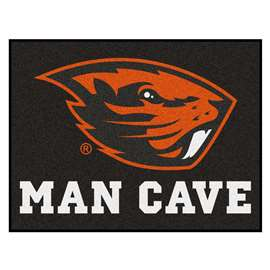 Oregon State University  Man Cave All-Star Mat, Rug Carpet