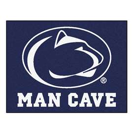 Penn State  Man Cave All-Star Mat, Rug Carpet