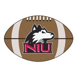 Northern Illinois University   Football Mat Mat Rug Carpet