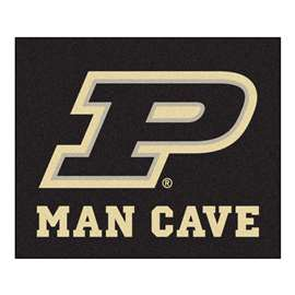 Purdue University  Man Cave Tailgater Mat, Rug Carpet