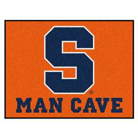 Syracuse University  Man Cave All-Star Mat, Rug Carpet