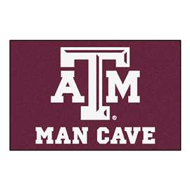 Texas A&M University  Man Cave Starter Mat, Rug Carpet
