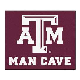 Texas A&M University  Man Cave Tailgater Mat, Rug Carpet