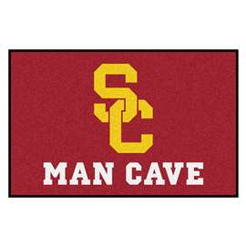 University of Southern California  Man Cave Starter Mat, Rug Carpet