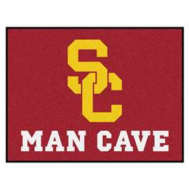 University of Southern California  Man Cave All-Star Mat, Rug Carpet