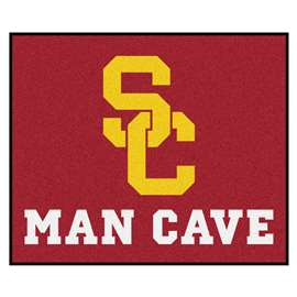 University of Southern California  Man Cave Tailgater Mat, Rug Carpet