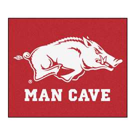 University of Arkansas  Man Cave Tailgater Mat, Rug Carpet