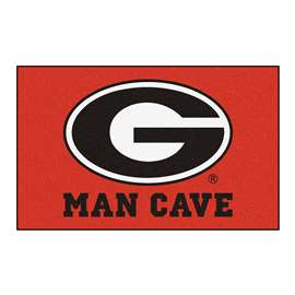 University of Georgia  Man Cave UltiMat Mat, Rug Carpet