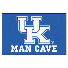 University of Kentucky  Man Cave Starter Mat, Rug Carpet