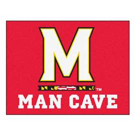 University of Maryland  Man Cave All-Star Mat, Rug Carpet