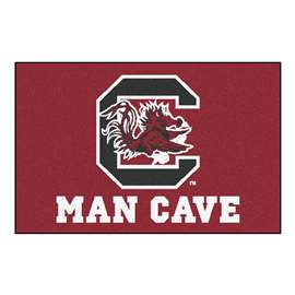University of South Carolina  Man Cave Starter Mat, Rug Carpet