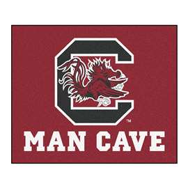 University of South Carolina  Man Cave Tailgater Mat, Rug Carpet