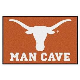University of Texas  Man Cave Starter Mat, Rug Carpet