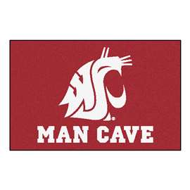 Washington State University  Man Cave Starter Mat, Rug Carpet