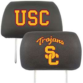 University of Southern California  Head Rest Cover Car, Truck