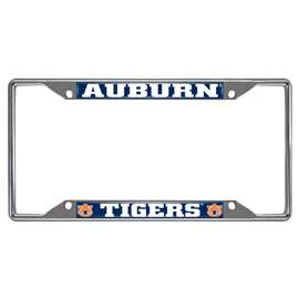 Auburn University  License Plate Frame Car, Truck