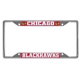 "NHL - Chicago Blackhawks Car, Truck 6.25""x12.25"""