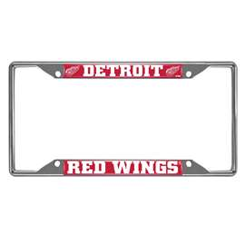 "NHL - Detroit Red Wings Car, Truck 6.25""x12.25"""