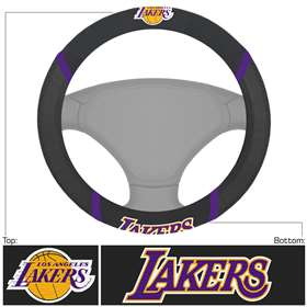 NBA - Los Angeles Lakers  Steering Wheel Cover Car, Truck