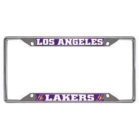 NBA - Los Angeles Lakers  License Plate Frame Car, Truck