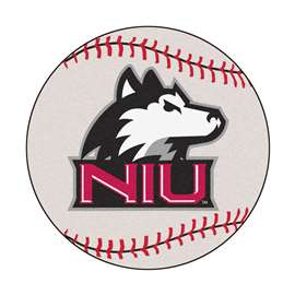 Northern Illinois University   Baseball Mat Rug Carpet Mats