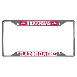 University of Arkansas  License Plate Frame Car, Truck