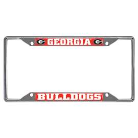 University of Georgia  License Plate Frame Car, Truck