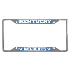 University of Kentucky  License Plate Frame Car, Truck